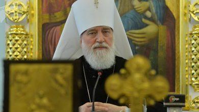 Photo of Владыка Иоанн поздравил Высокопреосвященнейшего Митрополита Павла с днем тезоименитства