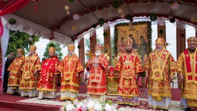 Photo of Архиепископ Брестский и Кобринский Иоанн принял участие в торжествах земли Гомельской