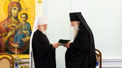 Photo of Журналы заседания Синода Белорусского Экзархата от 16 апреля 2019 года