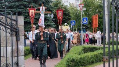 Photo of II Всебелорусский крестный ход стартовал из Бреста 2 августа