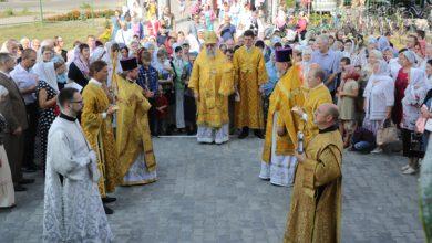 Photo of Архиерейское богослужение в Неделю 8-ю по Пятидесятнице