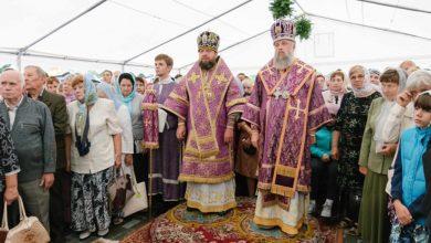 Photo of 14 августа Спасский монастырь Кобрина отметил престольный праздник