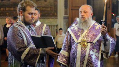 Photo of Архиепископ Иоанн совершил богослужение в кафедральном соборе Бреста