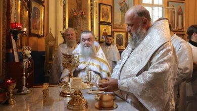 Photo of Престольный праздник Спасо-Преображенского мужского монастыря