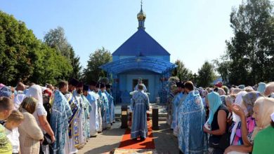Photo of Архиерейское богослужение в день предпразднства Успения Пресвятой Богородицы