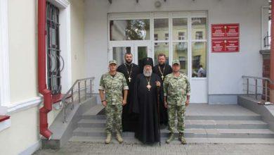 Photo of Архиепископ Брестский и Кобринский Иоанн посетил СИЗО №7