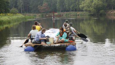 Photo of Православная молодежь совершила Крестный сплав по реке Вилия