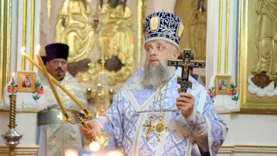 Photo of Архиерейское богослужение в день памяти святой великомученицы Екатерины