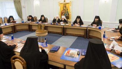 Photo of Журналы заседания Синода Белорусского Экзархата от 5 декабря 2019 года