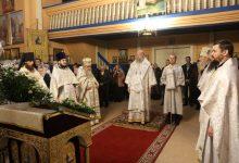 Photo of Архиерейское богослужение в день памяти святого первомученика и архидиакона Стефана