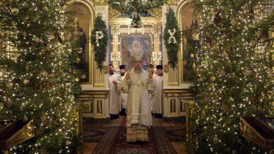 Photo of Архиерейское богослужение в канун дня памяти преподобного Серафима Саровского, чудотворца