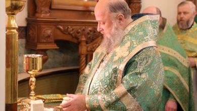 Photo of Архиерейское богослужение в день памяти преподобного Серафима Саровского