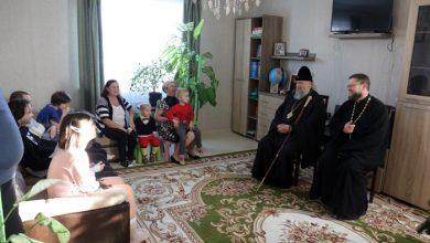 Photo of Рождественские поздравления Его Высокопреосвященства
