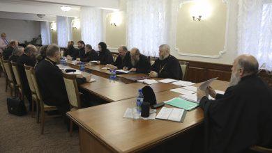 Photo of Заседание епархиального совета Брестской епархии