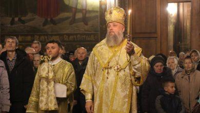 Photo of Архиерейское богослужение в канун Недели 28-й по Пятидесятнице: святых праотец