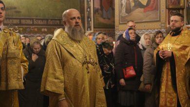 Photo of Архиепископ Иоанн совершил богослужение в кафедральном соборе города Бреста