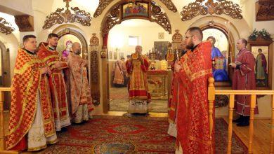 Photo of Архиерейское богослужение в день памяти святого мученика Вонифатия