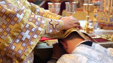Photo of Архиерейское богослужение в Неделю перед Рождеством Христовым: святых отец
