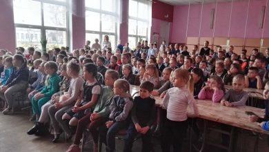 Photo of Рождественское поздравление учащихся младших классов школ города
