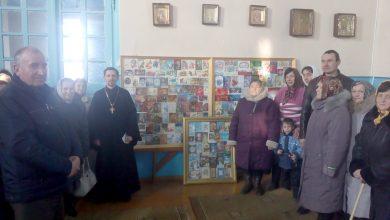 Photo of Рождественская выставка в храме Покрова Пресвятой Богородицы в аг. Буховичи.