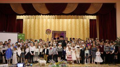 Photo of VI-я рождественская встреча воспитанников Воскресных школ Жабинковского благочиния