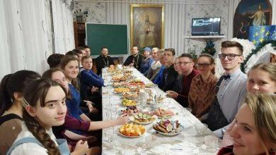 Photo of Рождественская встреча молодежного братства в Кобрине