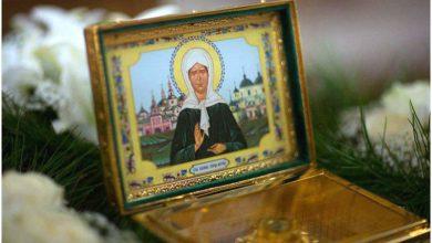 Photo of Ковчег с частицей мощей блаженной Матроны Московской прибудет в Брестскую епархию