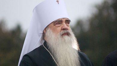 Photo of Архиепископ Иоанн направил поздравление Высокопреосвященнейшему Митрополиту Филарету с днем тезоименитства