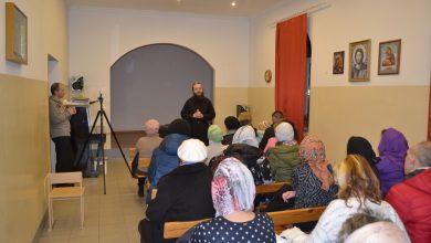 Photo of При Свято-Троицком храме г. Бреста состоялась встреча с сотрудником центра «Анастасис» иеромонахом Агапием (Голубом)