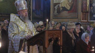 Photo of Архиерейское богослужение в канун Вселенской родительской субботы