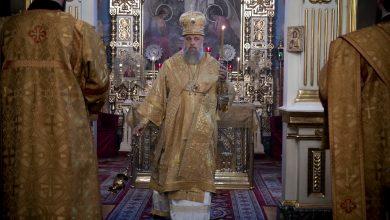 Photo of Архиерейское богослужение в кафедральном соборе г. Бреста