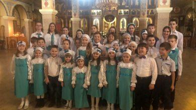 Photo of Детский и молодежный хоры храма Тихвинской иконы Божией Матери в г. Бресте — дипломанты международного конкурса