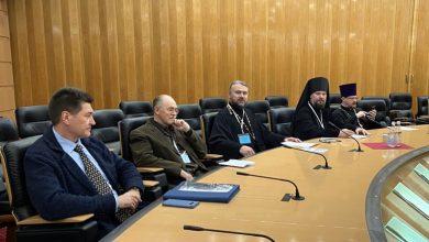 Photo of На международной конференции, состоявшейся в Правительстве Москвы, прозвучал доклад об истории и духовном окормлении белорусского казачества