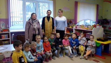 Photo of Освящение детского сада в Еремичах