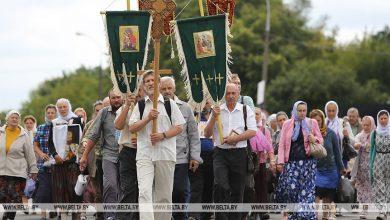 Photo of Всебелорусский крестный ход из Кормы в Жировичи начнется 20 апреля