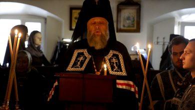 Photo of Четверг Великого покаянного канона прп. Андрея Критского