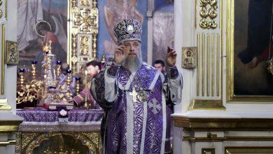 Photo of Архиерейское богослужение в субботу 1-ю Великого поста