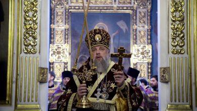 Photo of Архиерейское богослужение в Неделю 1-ю Великого поста: Торжества Православия