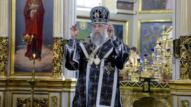 Photo of Архиерейское богослужение в пятницу 2-й седмицы Великого поста