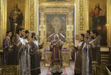 Photo of Архиерейское богослужение в субботу 4-й седмицы Великого поста