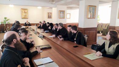 Photo of Состоялось II заседание Оргкомитета по празднованию 30-летия образования Брестской епархии