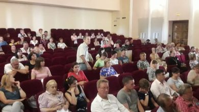 Photo of Председатель Отдела по противодействию наркомании и алкоголизму посетил семинар «Анастасис»