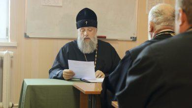 Photo of Собрание духовенства Каменецкого благочиния