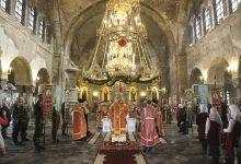 Photo of Архиерейское богослужение в канун вторника Светлой седмицы
