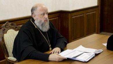 Photo of Состоялось очередное заседание Епархиального совета