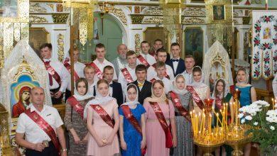 Photo of Молебен для выпускников Бездежской средней школы