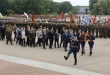 Photo of Делегация Брестской епархии приняла участие в торжествах, посвященных Дню Независимости Республики Беларусь