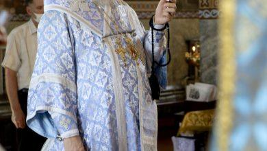 Photo of Архиерейское богослужение в канун дня памяти иконы Божией Матери «Троеручица»