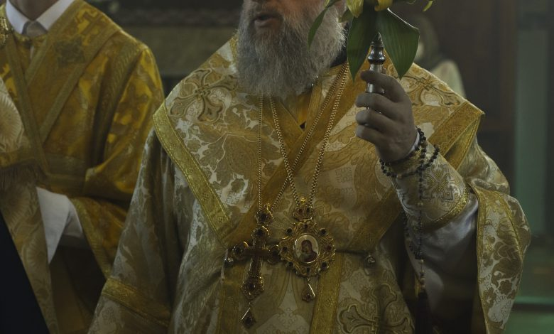Photo of Архиерейское богослужение в канун дня памяти собора 12-ти апостолов