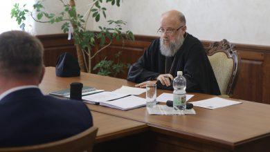 Photo of Встреча духовенства Брестского городского благочиния с заместителем председателя Брестского горисполкома